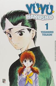 Yu Yu Hakusho - Volume de 1 à 19 (Português) Capa Comum