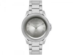 Relógio Masculino Condor Analógico Metal - CO2039BA/3C - R$66