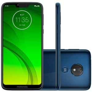 Smartphone Motorola Moto G G7 Power XT1955-1 32GB   R$810