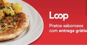 [Contas novas e antigas] Pratos selecionados a R$1,99 no ifood para o primeiro pedido no loop