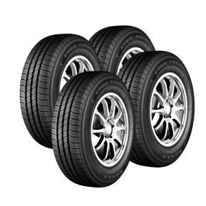 Jogo de 4 pneus Goodyear Aro 14 Kelly Edge Touring 175/65R14 82T SL