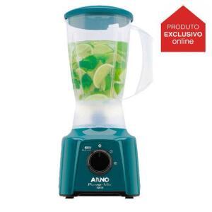 [AME R$ 69,93] - Liquidificador Arno Power Mix Verde Lq13