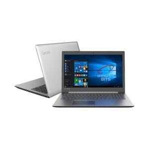 "Lenovo Ideapad 330 - Tela 15.6"" HD, Intel i3 7020U, 8GB, HD 1TB, Intel UHD Graphics 620, Windows 10 - 81FE000QBR - R$2110"