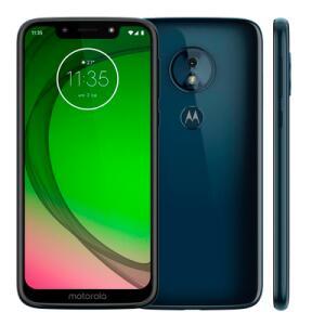 Smartphone Motorola Moto G7 Play XT1952-5 Índigo Edição Especial 32GB por R$ 620