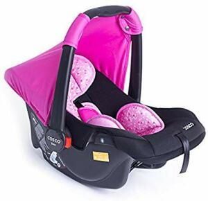 Bebê Conforto Bliss Cosco - Rosa