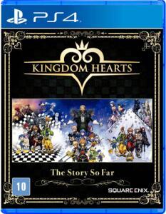 Kingdom Hearts: The Story So Far - R$132