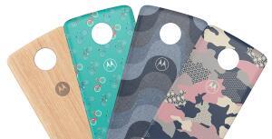 Moto Style Shells para smartphones da linha Moto Z - Style Shell - Snaps Por: R$ 24,65 à vista