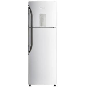 Geladeira Panasonic [RE]Generation Frost Free 387L Branco - NR-BT40BD1W por R$ 1590