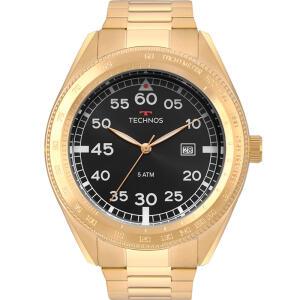 Relógio Technos Masculino Racer 2115MRL/4P   R$169