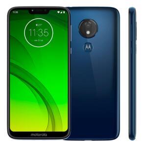 Smartphone Motorola XT 1955 Moto G7 Power 64GB Azul Navy | R$855