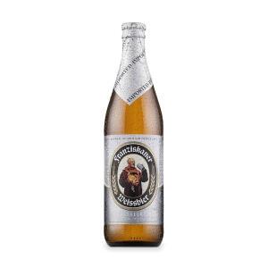 Cerveja Franziskaner Kristall Klar 500ml | R$10