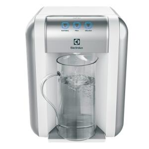 Purificador de Água Branco com Painel Touch Bivolt (PE11B) - R$295