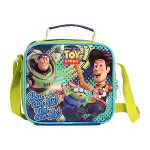 Lancheira Infantil Toy Story Dermiwil Disney Azul 52178 | R$49