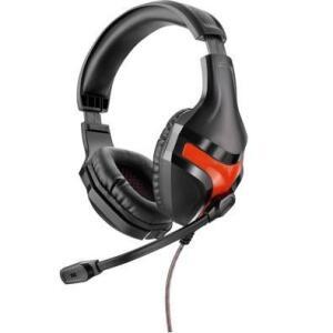 Headset Gamer Warrior P2 Preto e Vermelho - PH101