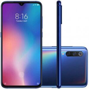 [JÁ NO BRASIL] Xiaomi Mi 9 64GB 6GB RAM Versão Global Desbloqueado Azul