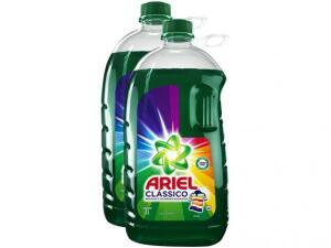 (1ª Compra) Sabão Líquido Ariel Clássico - 2 Unidades com 3L cada