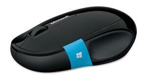 Mouse Microsoft Sculpt Comfort  Bluetooth Preto H3S00009 R$99