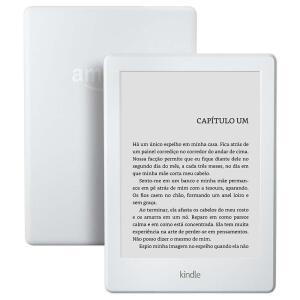 Kindle 8ª Geração - Branco R$200