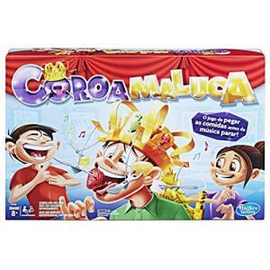 Brinquedo Jogo Coroa Maluca Hasbro | R$80