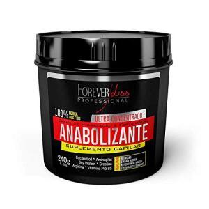 Forever Liss Anabolizante Capilar, 250g | R$25
