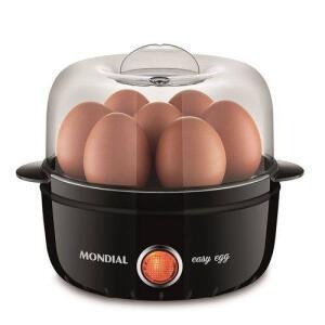 Eg-01-Egg Cooker-Preto 110V - R$85