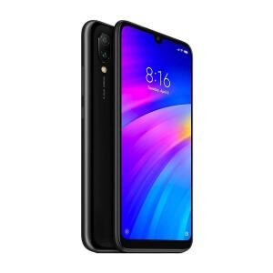 Smartphone Xiaomi Redmi 7 32GB Tela 6.2 4G Câmera 12MP 2MP - Preto | R$687
