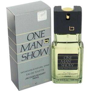 Perfume One Man Show Jacques Bogart Masculino Eau de Toilette 100ml - R$99