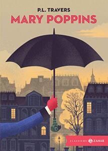 Mary Poppins: edição bolso de luxo (Clássicos Zahar)  | R$21