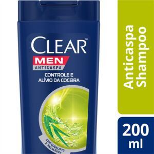 Shampoo Clear 200ml - Leve 3 Pague 2 - R$ 9,54 a unidade