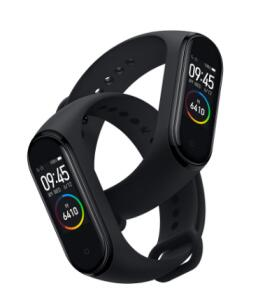 Original Xiaomi Mi band 4 AMOLED Color Screen Wristband bluetooth 5.0 - R$131