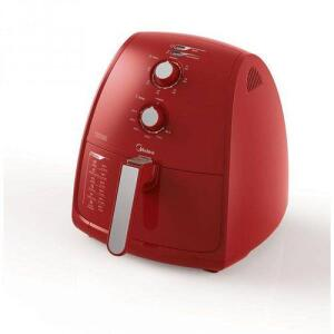Fritadeira Elétrica Midea Air Fryer Sem Óleo Vermelho 4l Frv4 | R$239