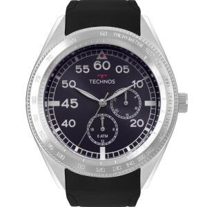 Relógio Technos Masculino Racer 6P22AF/8A   R$129