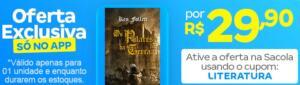 Livro: Os Pilares da Terra - Ken Follett - R$30