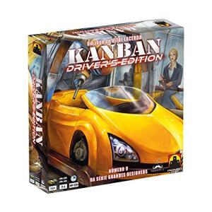 Kanban, Driver'S Edition - Sherlock | R$230