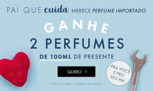COMPRE E GANHE 1 OU 2 PERFUMES DE 100ML