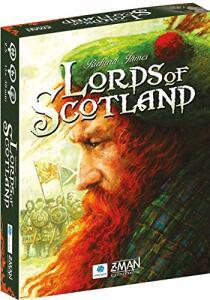 Lords Of Scotland -  Editora Conclave   R$60