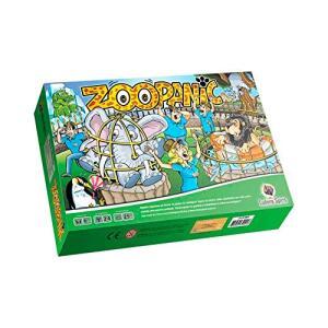 Jogo De Tabuleiro Zoopanic Ludens Spirit   R$48