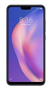 Smartphone Xiaomi Mi 8 Lite 64GB 4GB RAM Preto