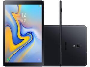 """Tablet Samsung Galaxy Tab A T595 32GB 10,5"""" 4G - Wi-Fi Android 8.1 Octa Core Câm 8MP Gravação 4K"""