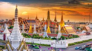 Voos para Bangkok, saindo de São Paulo. Ida e volta, com taxas incluídas, por R$2.987