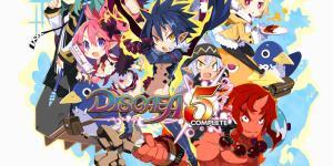 (Nintendo Switch) Disgaea 5 Complete - R$68