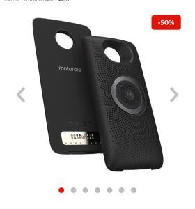 SNAP Moto Stereo Speaker