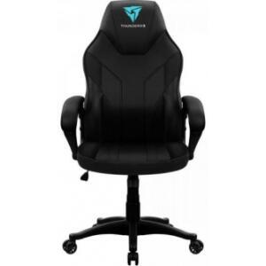 CADEIRA GAMER THUNDERX3 EC1, AIR TECH, BLACK | R$460