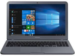 "Notebook Samsung Expert X40 Intel Core i5 8GB 1TB - 15,6"" Placa de Vídeo 2GB Windows 10 - R$2429"