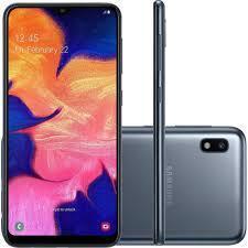 "Smartphone Samsung Galaxy A10 32GB 6.2"" 2GB RAM Câmera Traseira 13MP Preto - R$631"