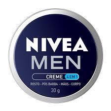 Creme Nivea Men 4 Em 1 30g - R$7