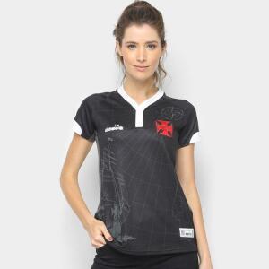 Camisa Vasco III - Feminina - 149,99