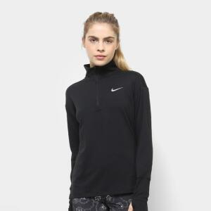 Jaqueta Nike Element Top HZ Feminina - Preto por R$ 100