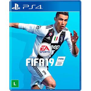 [Retirar na Loja] Game FIFA 19 - PS4 - R$50