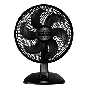 Ventilador Mallory Turbo Silencio, 40cm - TS40 - 220V | R$95